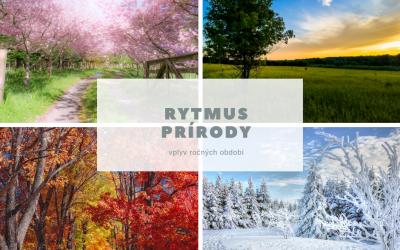 Cyklus prírody a jeho vplyv na nás